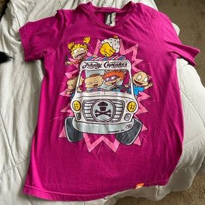 Johnny Cupcakes Rugrats Shirt